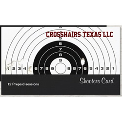 Pre-Order a Shooters Card