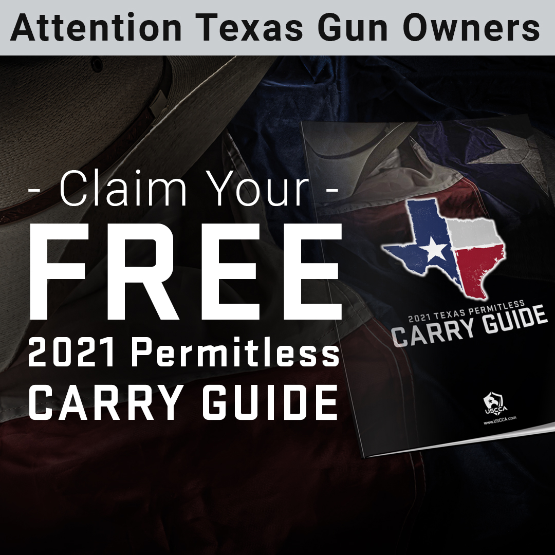FREE Permitless Carry Guide